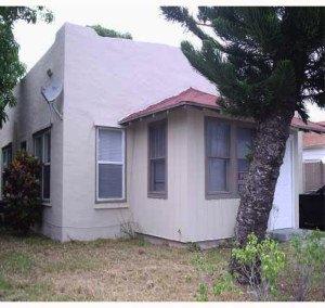 1.14 - 1009 SOUTH F STREET, LAKE WORTH (SOLD FOR $269,000)