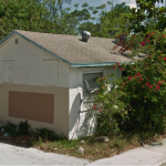 1.17 - 110 NORTH D STREET, LAKE WORTH (SOLD FOR $140,000 IN 2006)
